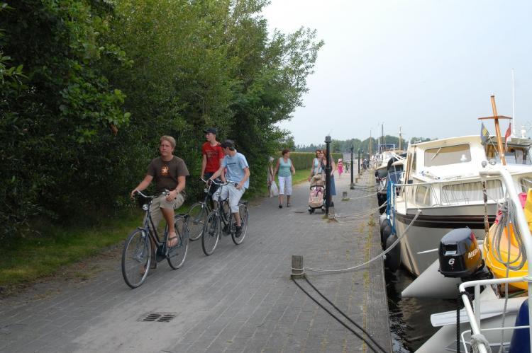 VakantiehuisNederland - Friesland: Buitenplaats It Wiid 4  [16]