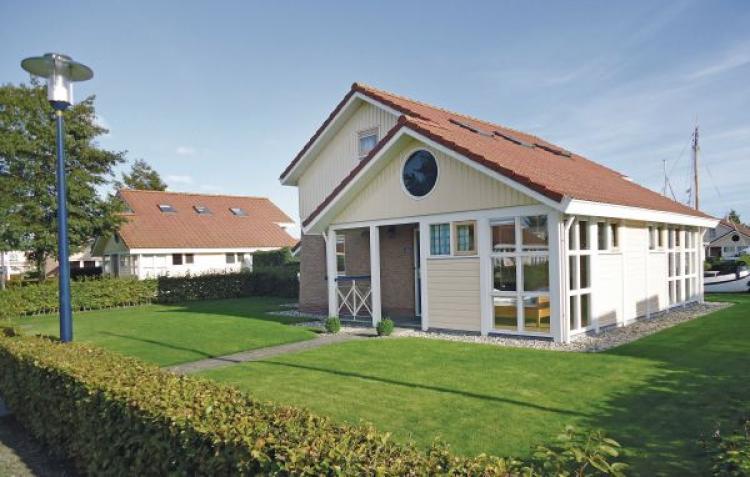 VakantiehuisNederland - Friesland: It Soal Waterpark-Waterlelie  [3]