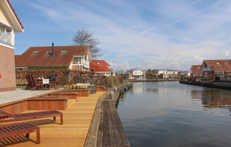 VakantiehuisNederland - Friesland: It Soal Waterpark-Waterlelie  [4]