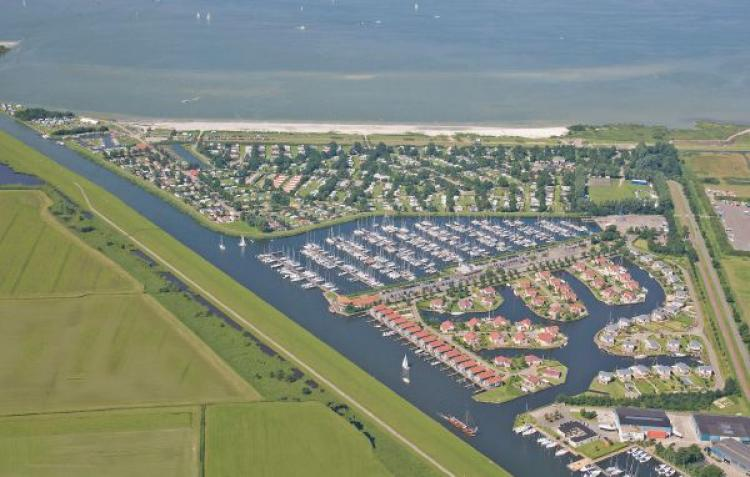 VakantiehuisNederland - Friesland: It Soal Waterpark-Waterlelie  [6]