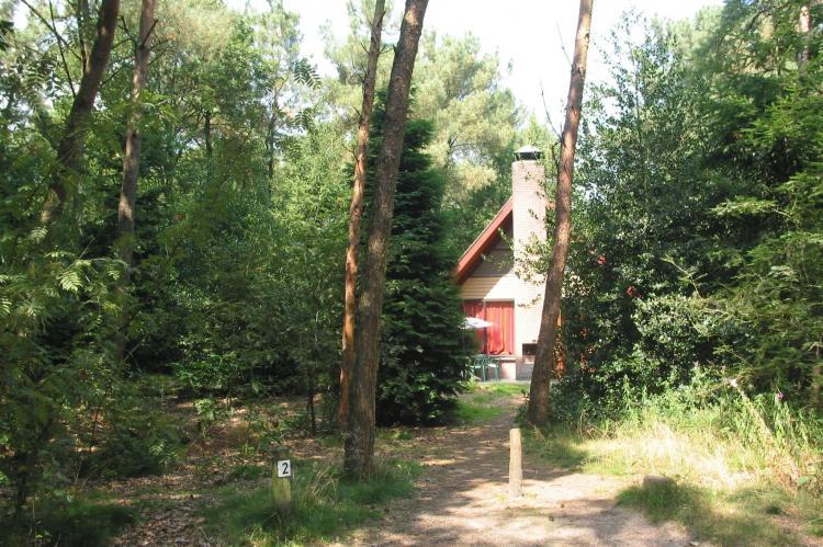 VakantiehuisNederland - Noord-Brabant: Vakantiepark Herperduin 7  [15]