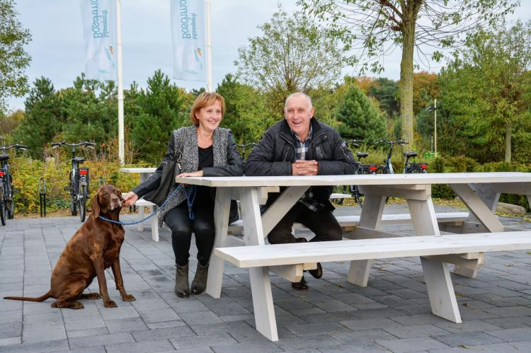 VakantiehuisNederland - Limburg: Maaspark Boschmolenplas - Havenblik  [18]