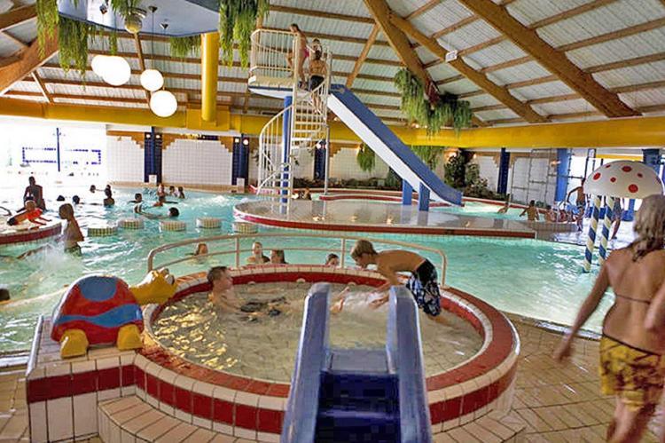 VakantiehuisNederland - Waddeneilanden: Vakantiepark de Krim 2  [16]