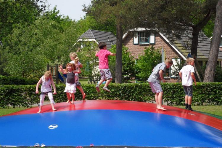 VakantiehuisNederland - Drenthe: Landgoed Het Grote Zand - Type F10 met sauna 1  [24]