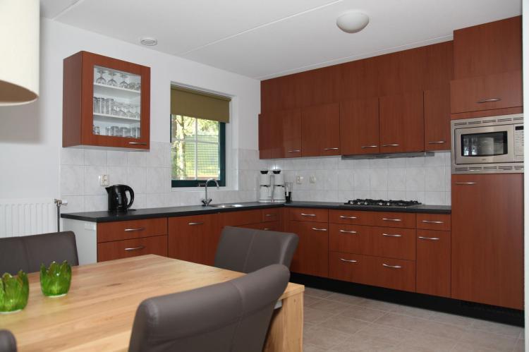 VakantiehuisNederland - Drenthe: Landgoed Het Grote Zand - Type F10 met sauna 1  [5]