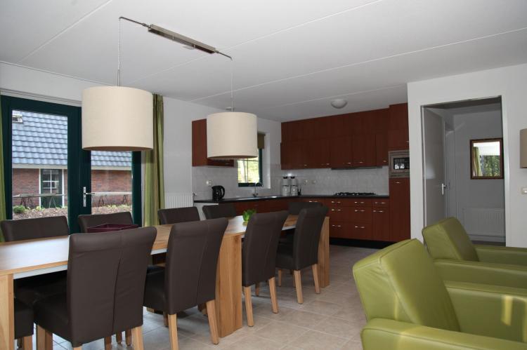 VakantiehuisNederland - Drenthe: Landgoed Het Grote Zand - Type F10 met sauna 1  [4]