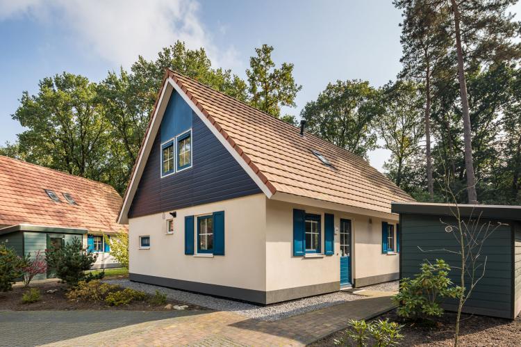 VakantiehuisNederland - Drenthe: Landgoed Het Grote Zand - Type F10 met sauna 1  [1]