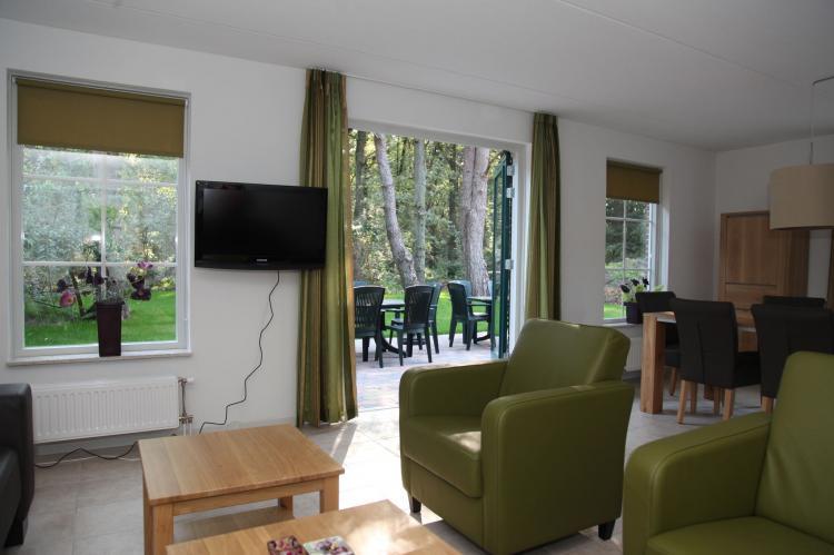 VakantiehuisNederland - Drenthe: Landgoed Het Grote Zand - Type F10 met sauna 1  [2]