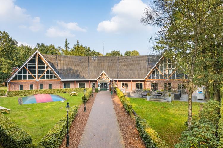 VakantiehuisNederland - Drenthe: Landgoed Het Grote Zand - Type F10 met sauna 1  [17]