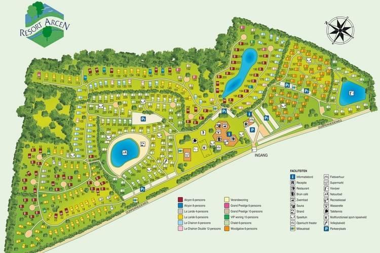 VakantiehuisNederland - Limburg: Resort Arcen 1  [10]