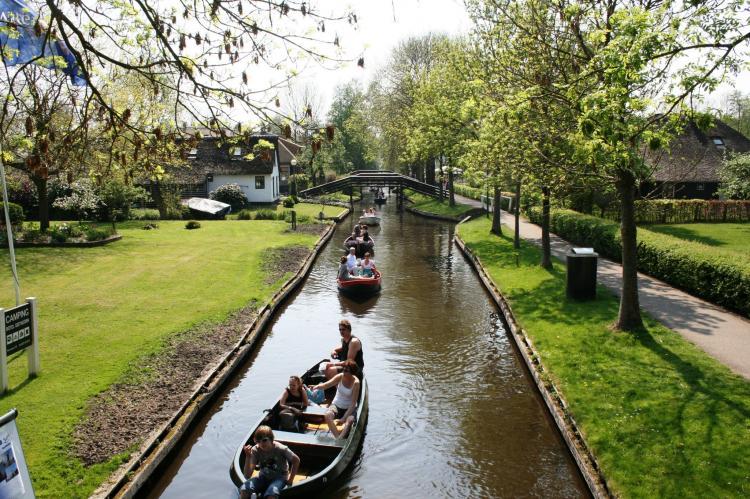 Holiday homeNetherlands - Overijssel: Vakantiepark Giethoorn 4  [22]