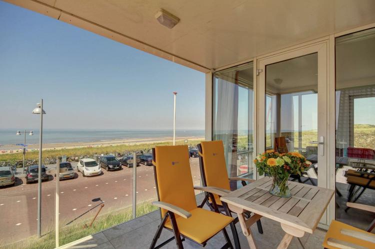 VakantiehuisNederland - Noord-Holland: De ZeeParel Sea Crab  [17]