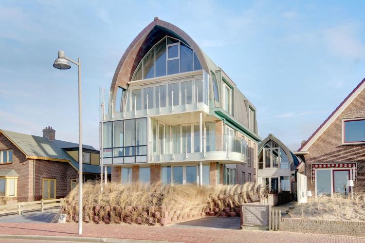 Holiday homeNetherlands - Noord-Holland: De ZeeParel Sea Crab  [1]