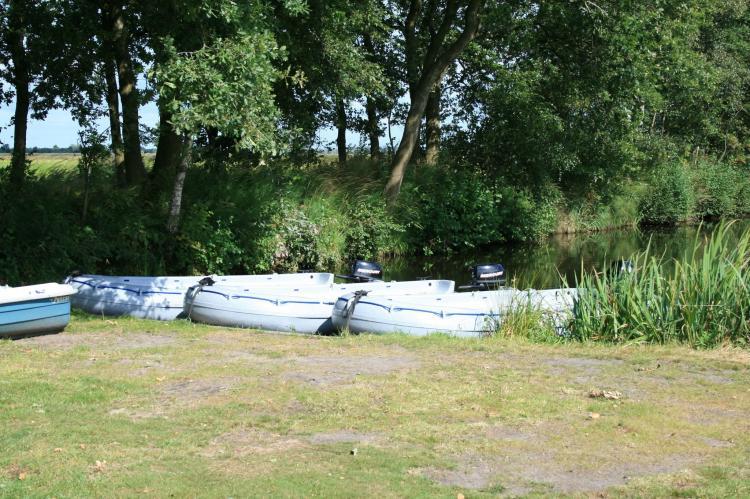 VakantiehuisNederland - Friesland: Landgoed Eysinga State 3  [12]
