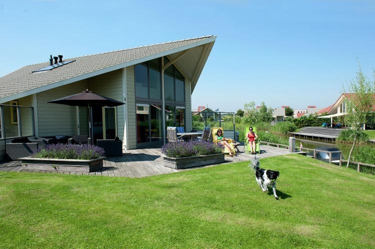 Holiday homeNetherlands - Zealand: Villapark de Paardekreek 3  [2]