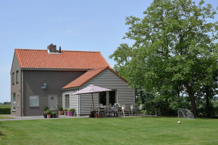 VakantiehuisNederland - Zeeland: Klein Hof ter Zand  [1]