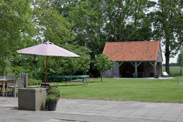 VakantiehuisNederland - Zeeland: Klein Hof ter Zand  [31]