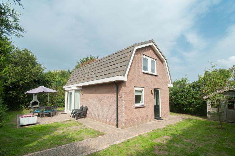 VakantiehuisNederland - Zuid-Holland: Bungalowpark 't Lappennest 1  [1]