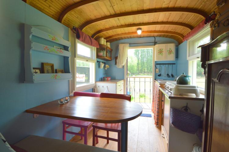 VakantiehuisNederland - Noord-Brabant: Pipowagen de Weideblick  [7]