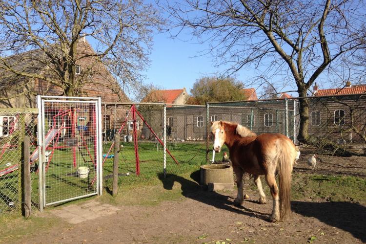 Holiday homeNetherlands - Noord-Brabant: Pipowagen de Weideblick  [39]