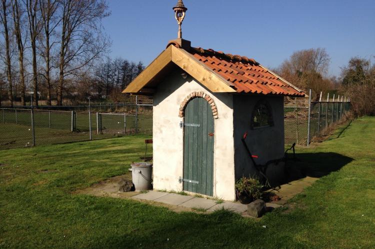Holiday homeNetherlands - Noord-Brabant: Pipowagen de Weideblick  [18]