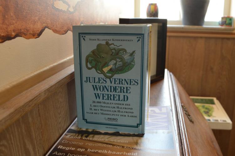 VakantiehuisNederland - Noord-Brabant: Jules Verne  [37]