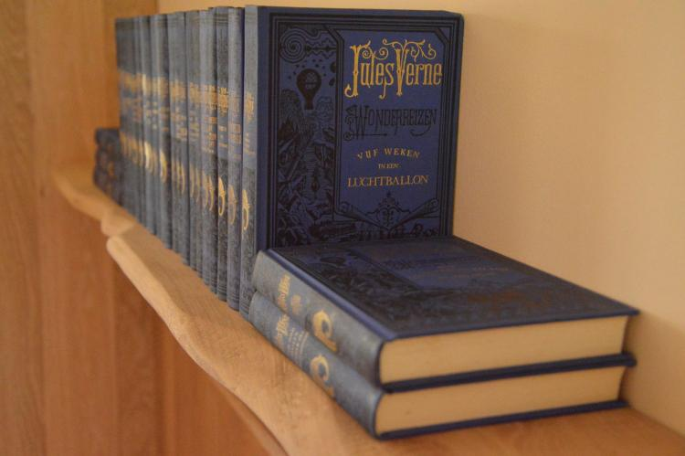 VakantiehuisNederland - Noord-Brabant: Jules Verne  [36]