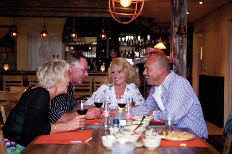 VakantiehuisNederland - Waddeneilanden: Vakantiepark Boomhiemke 3  [45]