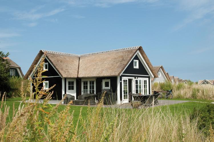 VakantiehuisNederland - Waddeneilanden: Vakantiepark Boomhiemke 3  [1]