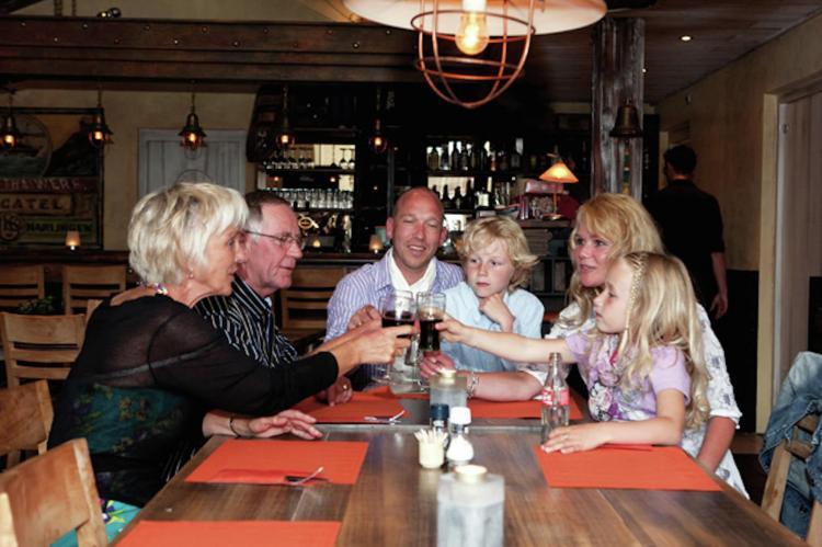 VakantiehuisNederland - Waddeneilanden: Vakantiepark Boomhiemke 3  [21]
