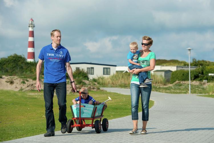 VakantiehuisNederland - Waddeneilanden: Vakantiepark Boomhiemke 3  [43]