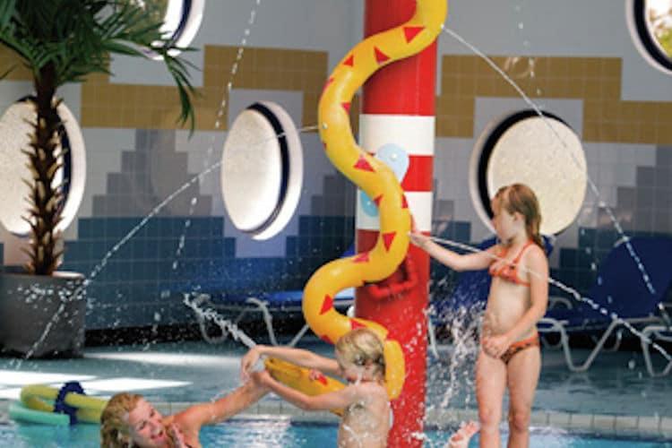 VakantiehuisNederland - Waddeneilanden: Vakantiepark Boomhiemke 10  [13]