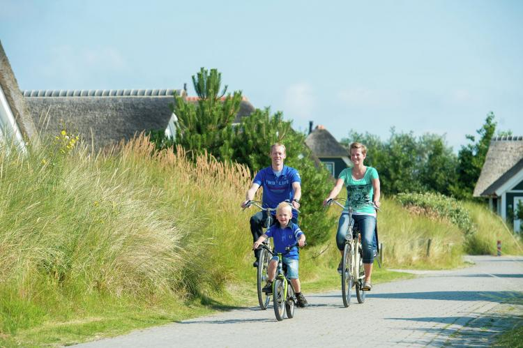 VakantiehuisNederland - Waddeneilanden: Vakantiepark Boomhiemke 10  [18]