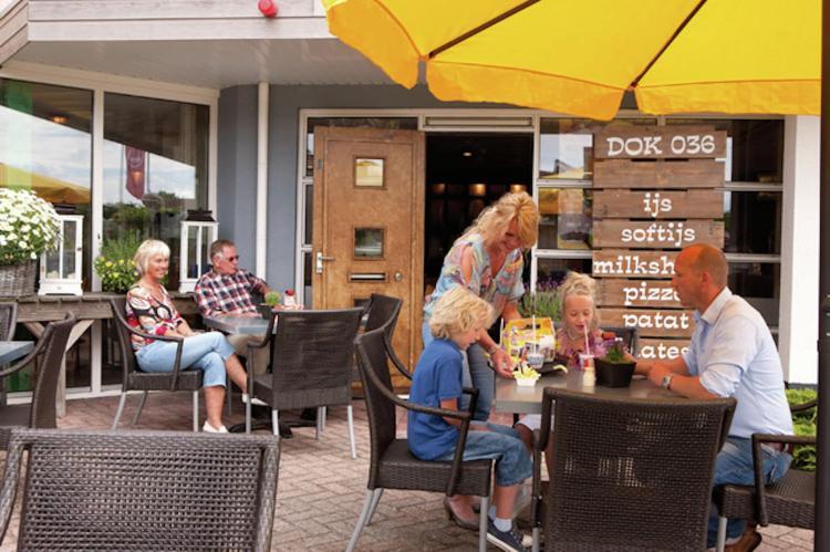 VakantiehuisNederland - Waddeneilanden: Vakantiepark Boomhiemke 10  [20]
