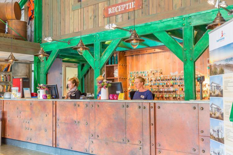 VakantiehuisNederland - Waddeneilanden: Vakantiepark Boomhiemke 10  [16]