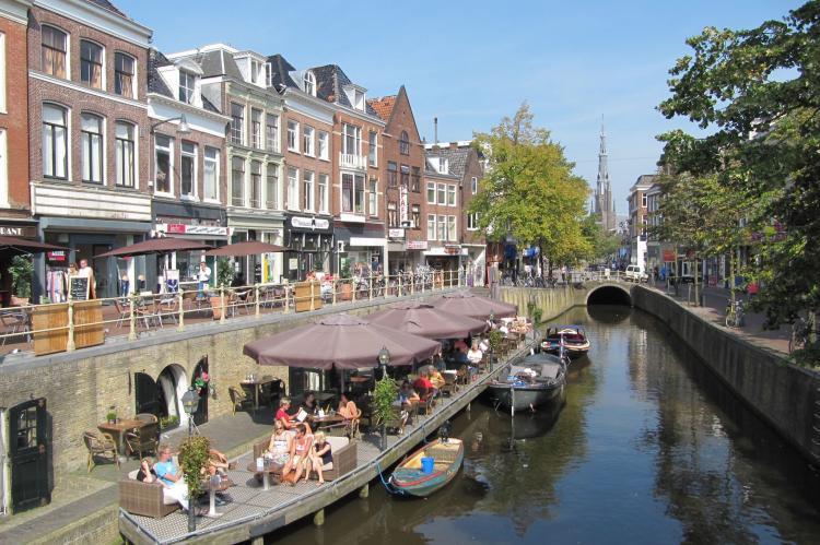 VakantiehuisNederland - Friesland: Koetshuis Kollum  [29]