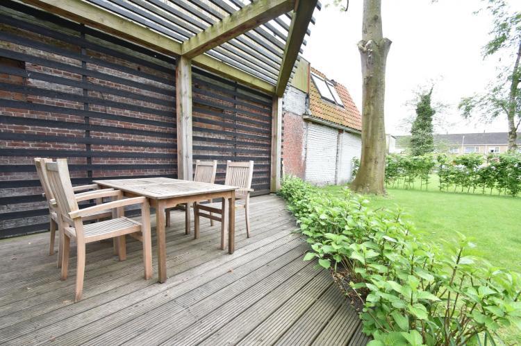 VakantiehuisNederland - Friesland: Koetshuis Kollum  [19]
