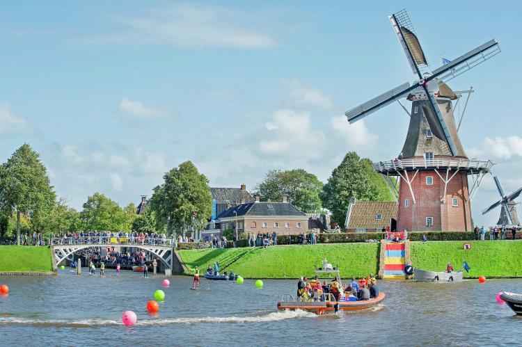 VakantiehuisNederland - Friesland: Koetshuis Kollum  [28]