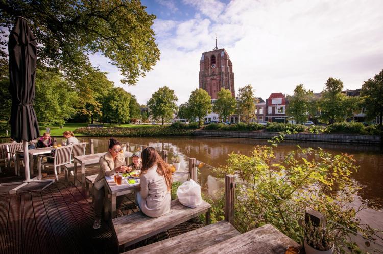 VakantiehuisNederland - Friesland: Koetshuis Kollum  [30]