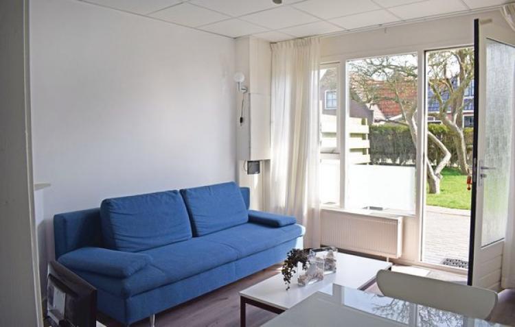 VakantiehuisNederland - Friesland: De Eekhof - appartement tuin  [6]