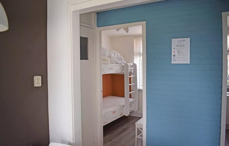 VakantiehuisNederland - Friesland: De Eekhof - appartement tuin  [7]