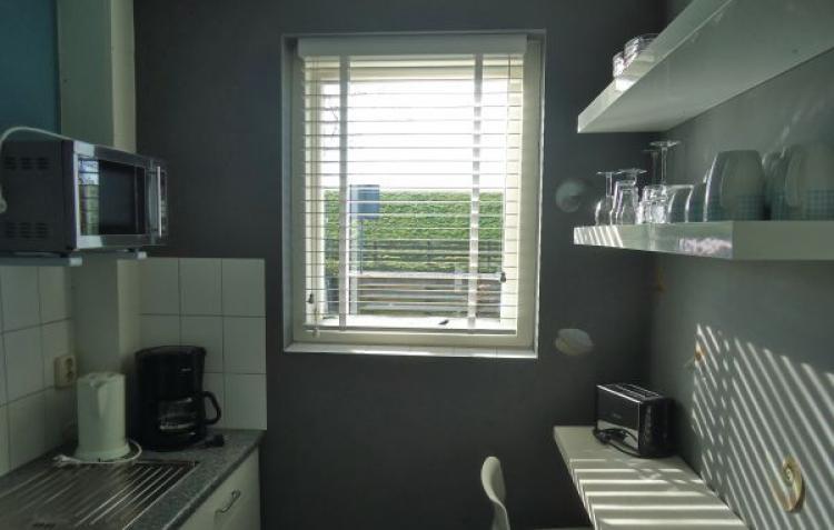 VakantiehuisNederland - Friesland: De Eekhof - appartement tuin  [9]