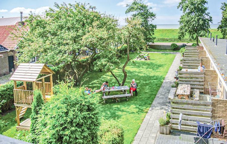 VakantiehuisNederland - Friesland: De Eekhof - appartement tuin  [2]