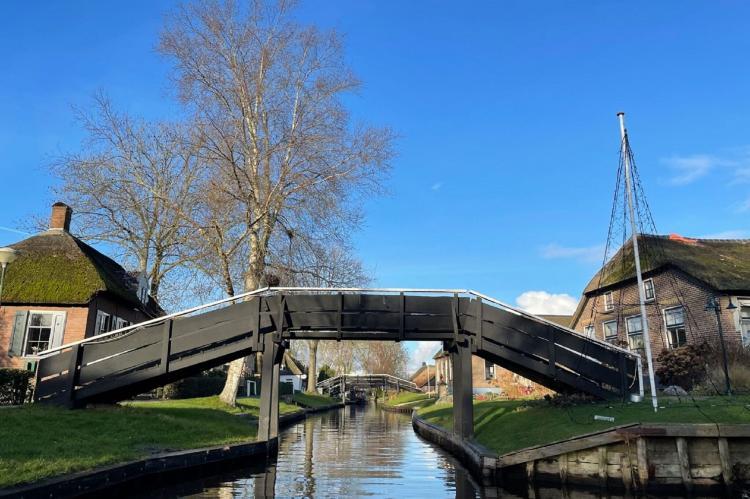 Holiday homeNetherlands - Overijssel: Chaletpark Kroondomein Giethoorn 3  [24]