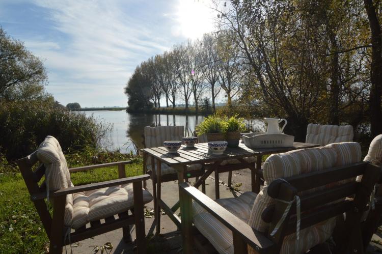 Holiday homeNetherlands - Noord-Brabant: Het Biesbosch huisje  [5]