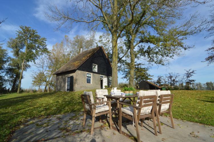 Holiday homeNetherlands - Noord-Brabant: Het Biesbosch huisje  [6]