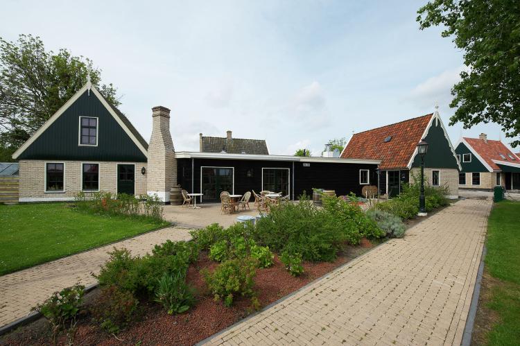 VakantiehuisNederland - Noord-Holland: Recreatiepark Wiringherlant - Wiringher Chalet 63  [33]