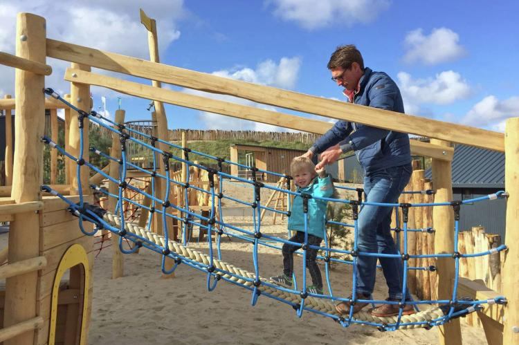 Holiday homeNetherlands - Noord-Holland: Sea Lodges Bloemendaal Family 1 dog allowed  [20]
