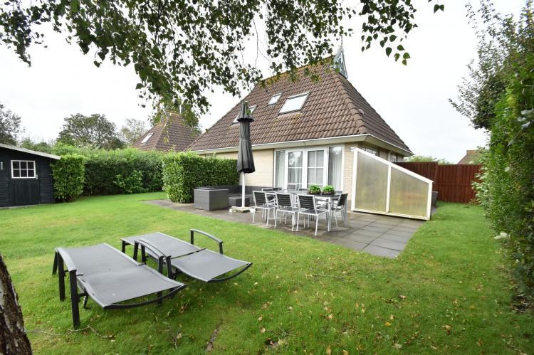 VakantiehuisNederland - Friesland: Wellness aan het Water  [22]