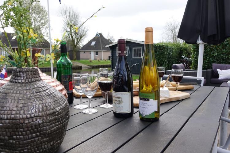VakantiehuisNederland - Friesland: Wellness aan het Water  [17]